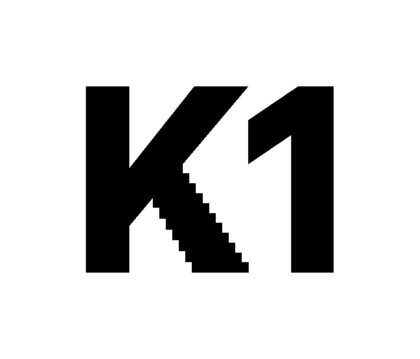 Suomen valokuvataiteen museon uuden näyttelytila K1 logo